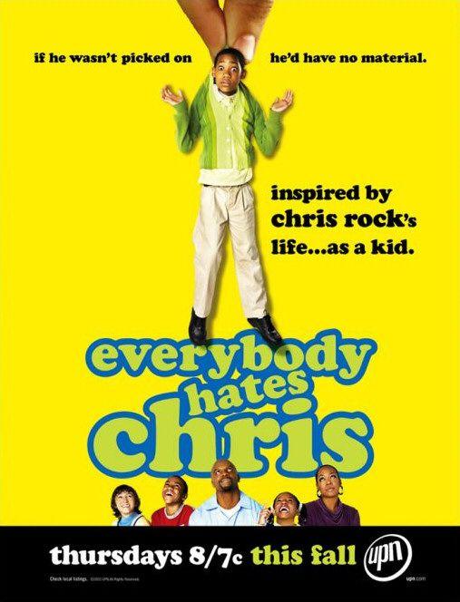 Все ненавидят Криса/Everybody Hates Chris [кураж бамбей]