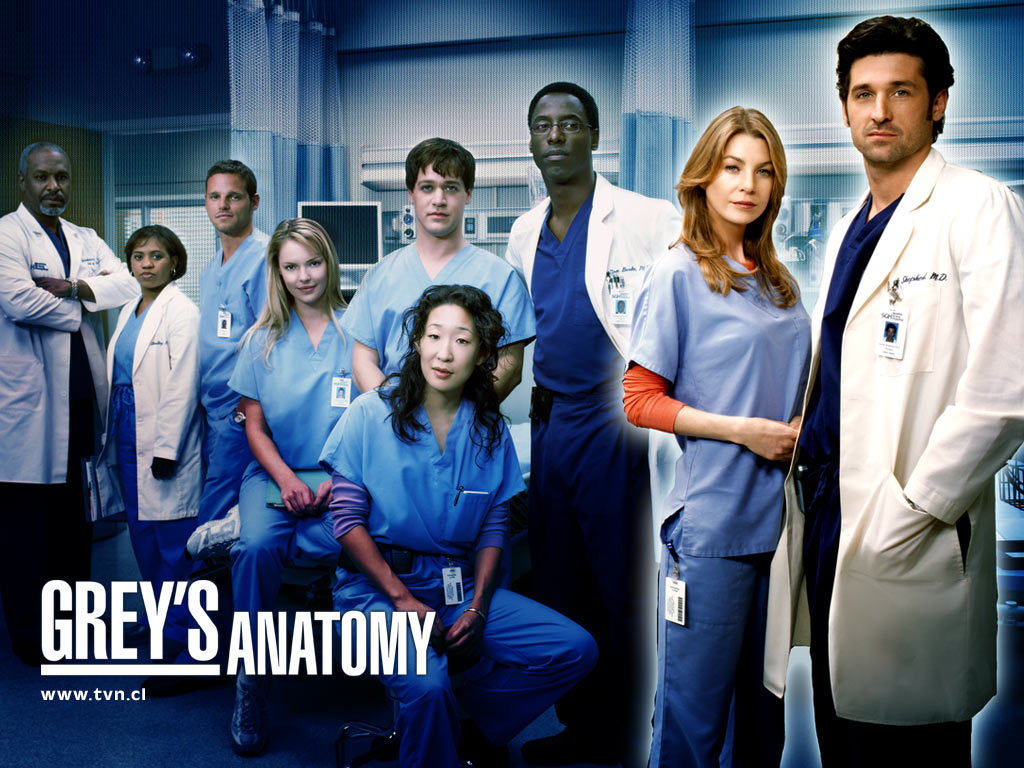 Gray anatomy cast