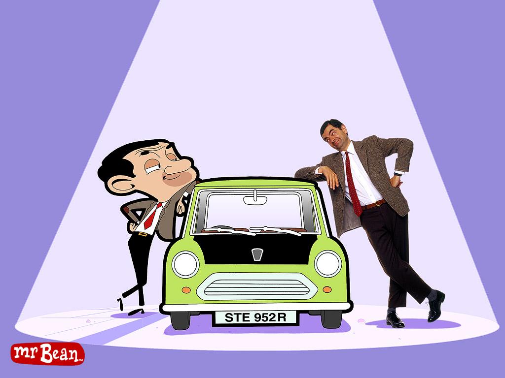 Картинка из сериала Мистер Бин (мульсериал). Mr. Bean: The Animated Series.
