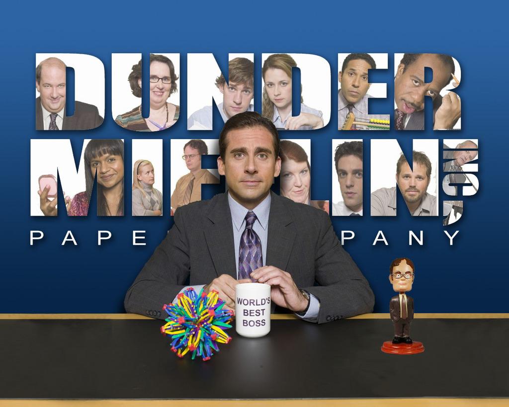 Офис сериал обои на рабочий стол
