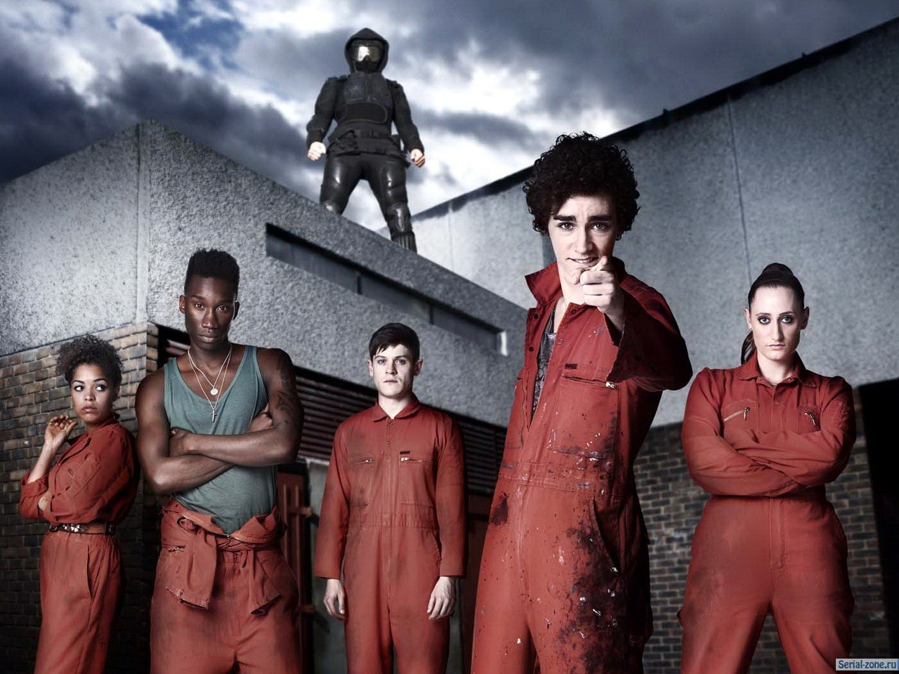 Misfits TV Series Pictures and Info and Much More!